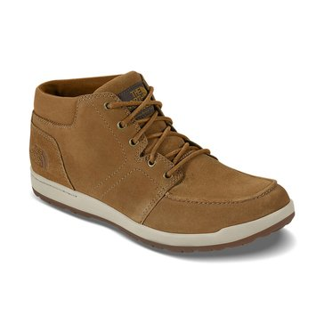 The North Face Ballard Men's Chukka Boot Dijon Brown