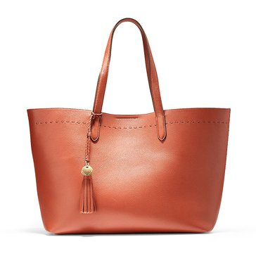 Cole Haan Payson Tote Brandy Brown