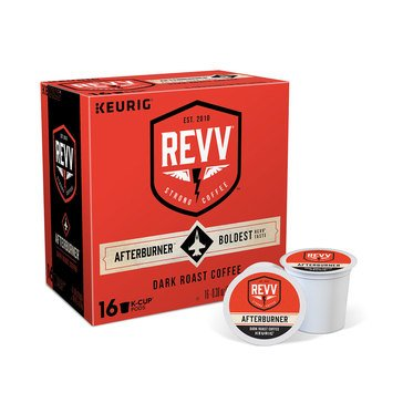 REVV AFTERBURNER Keurig K-Cup, 16-Count