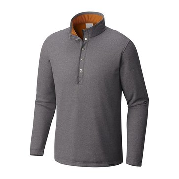 Columbia Men's Park Range Pull Over Shirt - Shark