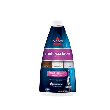 Bissell CrossWave & SpinWave Multi-Surface Cleaning Formula, Spring Breeze 32oz