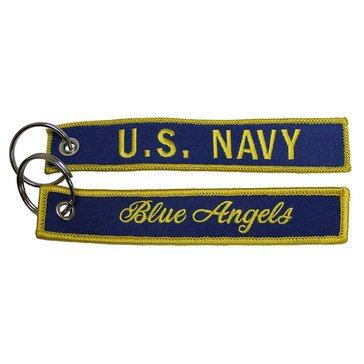 Eagle Crest Blue Angels Key Chain