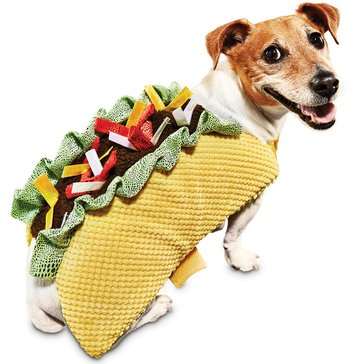 Halloween Taco Dog Costume, Medium