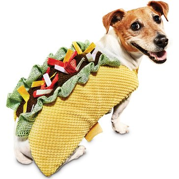 Halloween Taco Dog Costume, X-Large