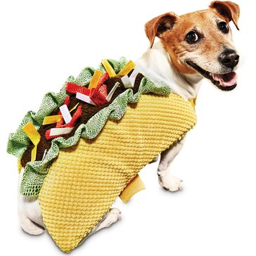 Halloween Taco Dog Costume, XX-Large