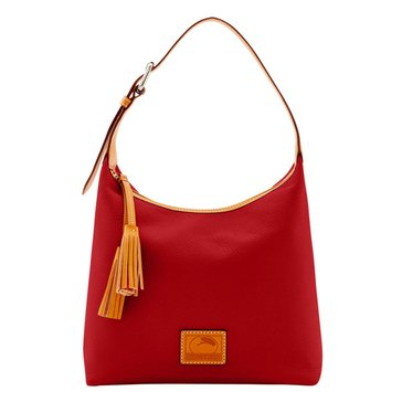 Dooney & Bourke Pebble Paige Sac Red