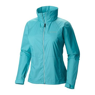 Columbia Women's Switchback II Rain Hooded Rain Jacket