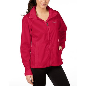 Columbia Women's Switchback II Hooded Rain Jacket