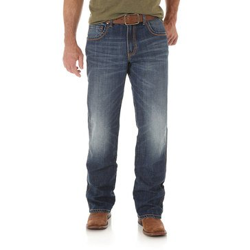Wrangler Men's Retro Relax Bootcut Denim Jeans