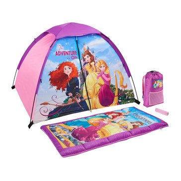 Wenzel Princess 4-Piece Camping Kit
