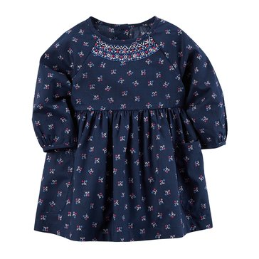 Carter's Baby Girls' Woven Dress