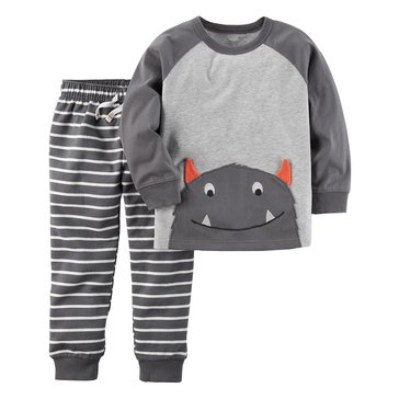 Carter's Baby Boys 2-Piece Jogger Pants Set