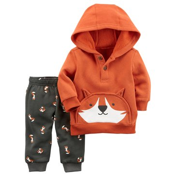 Carter's Baby Boys' 2-Piece Jogger Pants Set