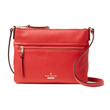 Kate Spade Jackson street Gabrielle Crossbody Red Carpet