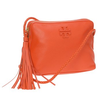 Tory Burch Taylor Camera Bag Tiger Lily