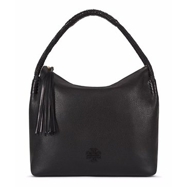 Tory Burch Taylor Hobo Black