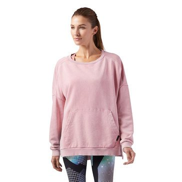 Reebok Women's Favorite Oversized Crew