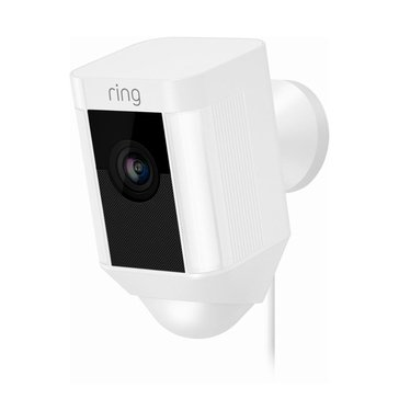Ring Spotlight Cam Battery Outdoor Security Camera