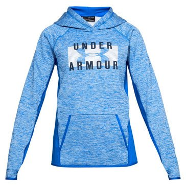 Under Armour Women's Big Logo Armour Fleece Hoodie