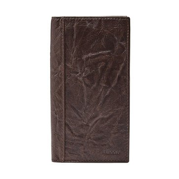 Fossil Neel Executive Wallet - Brown
