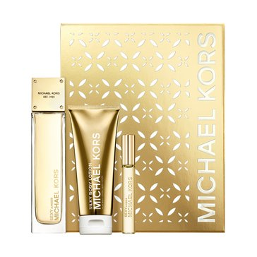Michael Kors Sexy Amber 3-Piece Deluxe Gift Set