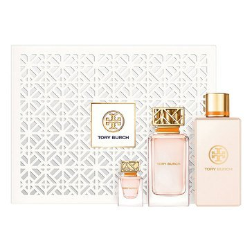 Tory Burch Signature Deluxe 3-Piece Holiday Gift Set