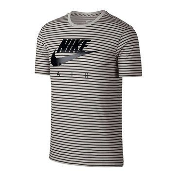 Nike Men's Logo Striped Tee