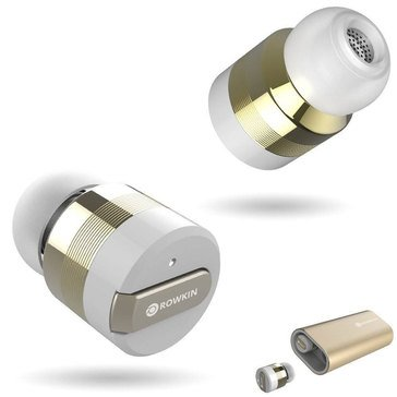 Rowkin Charge Wireless Bluetooth Headphone-Gold