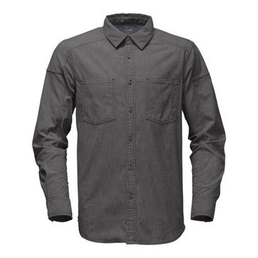 The North Face Men's Long Sleeve Montgomery Utility Shirt