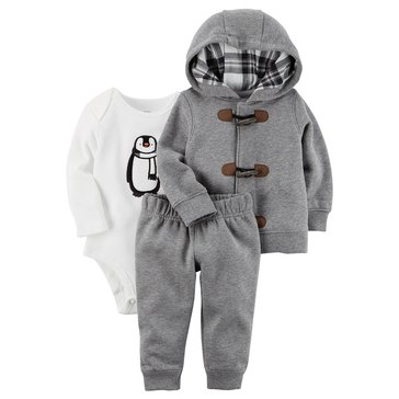 Carter's Baby Boys' 3-Piece Pant Set