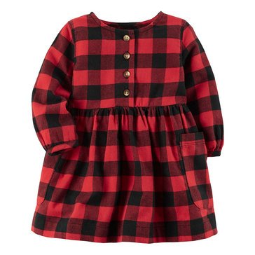 Carter's Baby Girls' Checker Dress