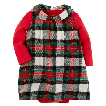 Carter's Baby Girls' Plaid Dress