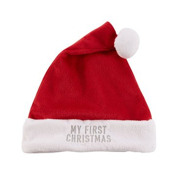 Carter's Newborn Christmas Hat, Santa