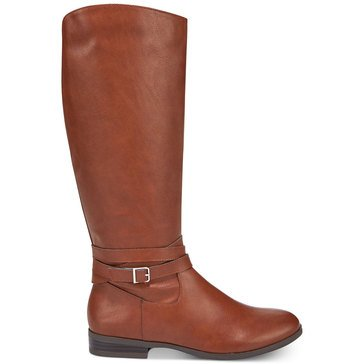 Style & Co Keppurp Strap Tall Boot Barrel