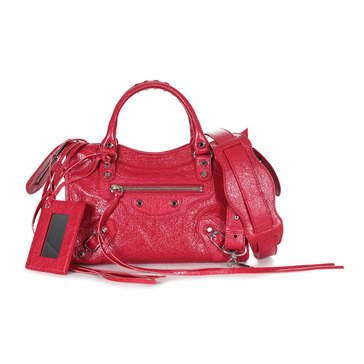 Balenciaga Mini City Satchel Classic Hardware Rogue