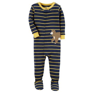 Carter's Baby Boys' Cotton Pajamas, Bear
