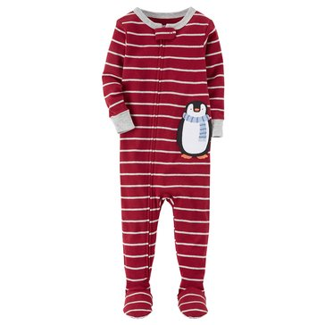 Carter's Baby Boys' Cotton Pajamas, Penguin