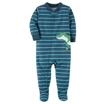Carter's Baby Boys' Poly Pajamas, Dino