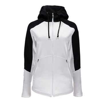 Spyder Women's Full Zip Hoodie Jacket