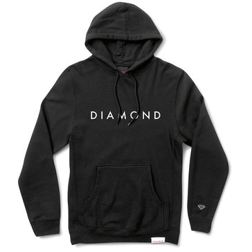 Diamond Supply Men's Futura Pullover Fleece Hoodie