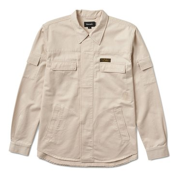 Diamond Supply Men's Edgewater Long Sleeve Shirt