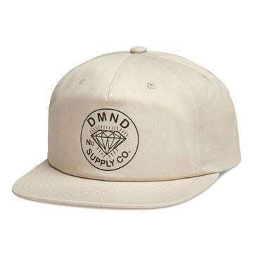 Diamond Supply Men's Trader Snapback Hat