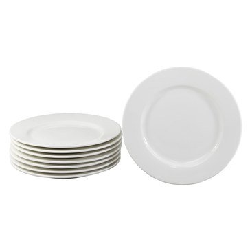 Oneida Chef's Table Dinner Plates, Set of 8