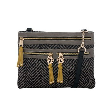 Spartina 449 Lorelei Zipper Hipster Crossbody