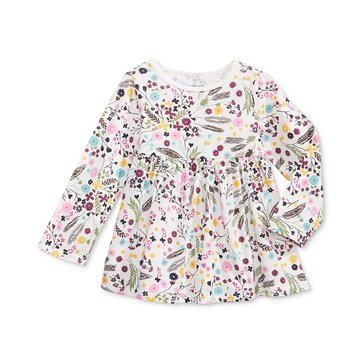 First Impressions Baby Girls' Floral Tunic
