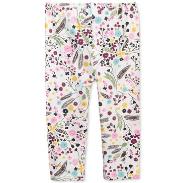 First Impressions Baby Girls' Floral Leggings