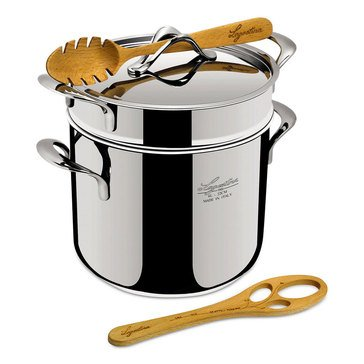 Lagostina Pastaiola 6-Quart Pasta Set