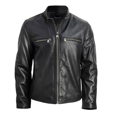 Mark New York Bedford Leather Jacket