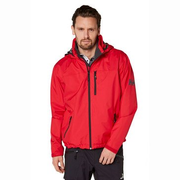 Helly Hanson Men's Crew Hooded Jacket
