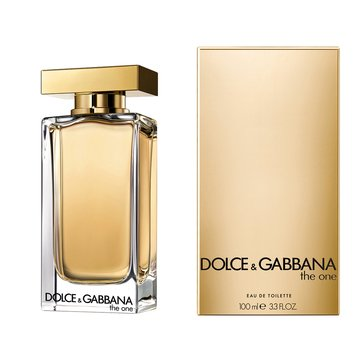 Dolce & Gabbana The One For Women Eau De Toilette 2.5oz